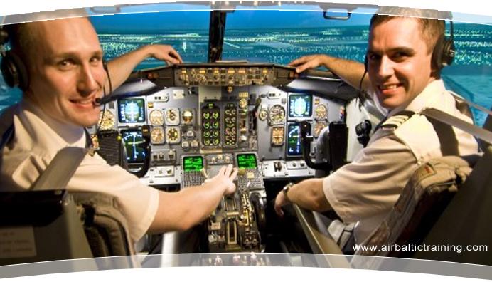 Boeing 737 Type Rating